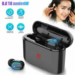 Wireless Bluetooth 5.0 Earphone Earbuds Headset For Apple iP