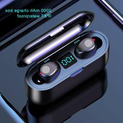 Wireless Bluetooth Headset Earbuds Compatible For Apple iPho