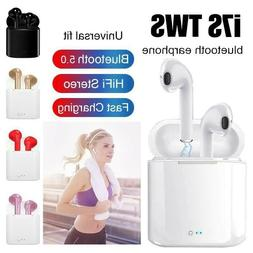 i7s TWS Wireless Bluetooth Earbuds Compatible With iOS/Andro