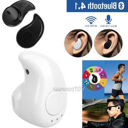 Wireless Bluetooth Earbuds Earphone For Android IOS Samsung