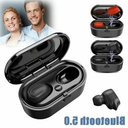 wireless bluetooth earbuds5 0 noise reduction tws