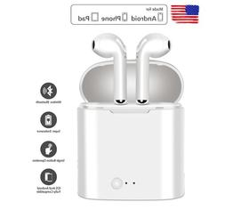 Wireless Bluetooth Earphone Earbuds For Android IOS Universa