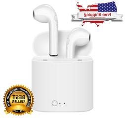 Wireless Bluetooth Earphone Mini Earbuds For Apple Air-pods