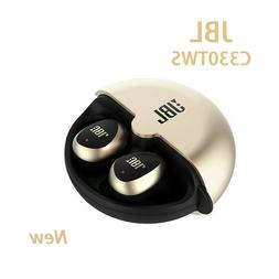 JBL TWS C330 Bluetooth Earphones Wireless Stereo Earbuds C33