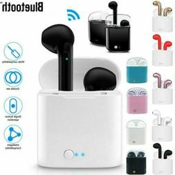 wireless bluetooth earphones headphone earbuds for apple