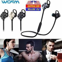 Mpow Wireless Bluetooth Headphone Sports Noise Cancelling AP