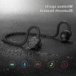 elegantstunning Wireless Bluetooth Sweatproof Headset Stereo