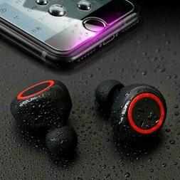5Core Wireless Air Ear pods Waterproof  Earbuds Ear bud Blue