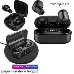 Wireless Earbuds Bluetoot Headsets Compatible with Apple iPh