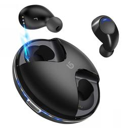 Wireless Earbuds,Kissral Bluetooth 5.0 True 15H Playtime Dee