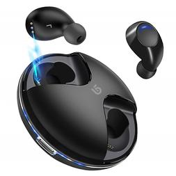 Wireless Earbuds,Kissral Bluetooth 5.0 True Wireless Earbuds