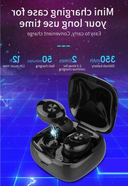 Wireless Earbuds In-Ear HIFI TWS Bluetooth5.0 Earphone Stere