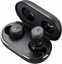 Wireless Earbuds, M12 in-Ear Bluetooth 5.0 Earbuds with Wire