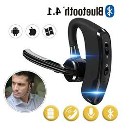 wireless earpiece bluetooth handsfree noise cancelling stere