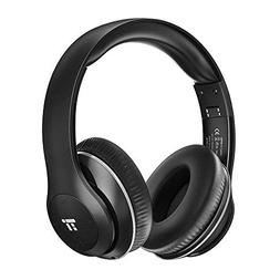 Bluetooth Headphones, TaoTronics Wireless Headset Over Ear H