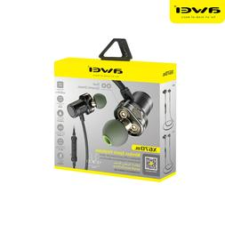 Awei X670BL Bluetooth Stereo Earbuds Earphone Headset Wirele