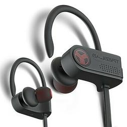 TREBLAB XR700 Wireless Running Earbuds Bluetooth 5 Sports He