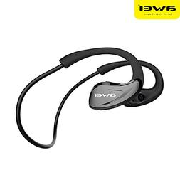 Yellow A880BL Bluetooth Earphones Wireless Headphones with M